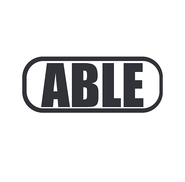 able storage logo