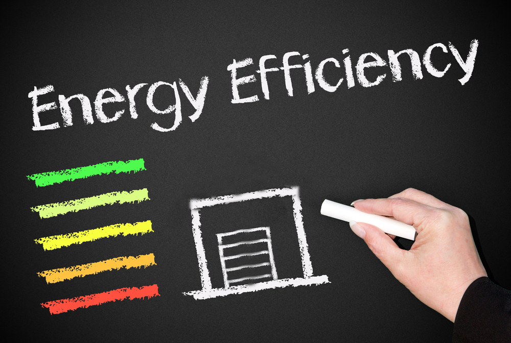 energy efficiency for self storage units