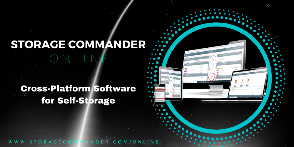 Storage Commander Online Cross Platform Software for Self Storage