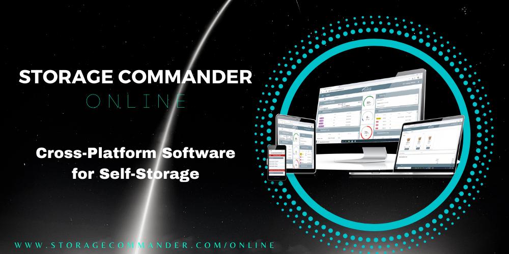 Storage Commander Online Cross Platform Software for Self Storage