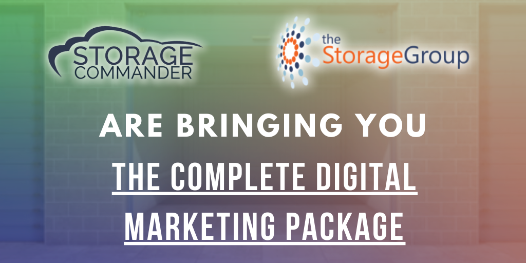 digital marketing for self-storage