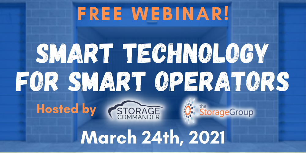 smart technology for smart self storage operators